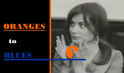 Post image for New Mix: Oranges to Blues
