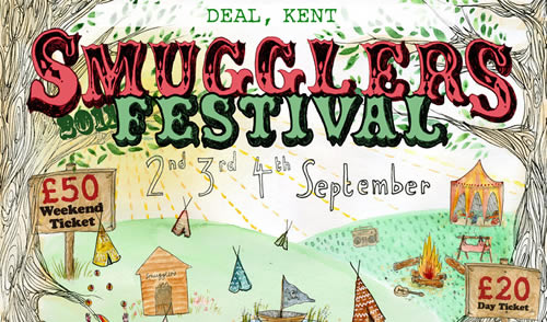 Smugglers Festival: 2nd - 4th September 2011